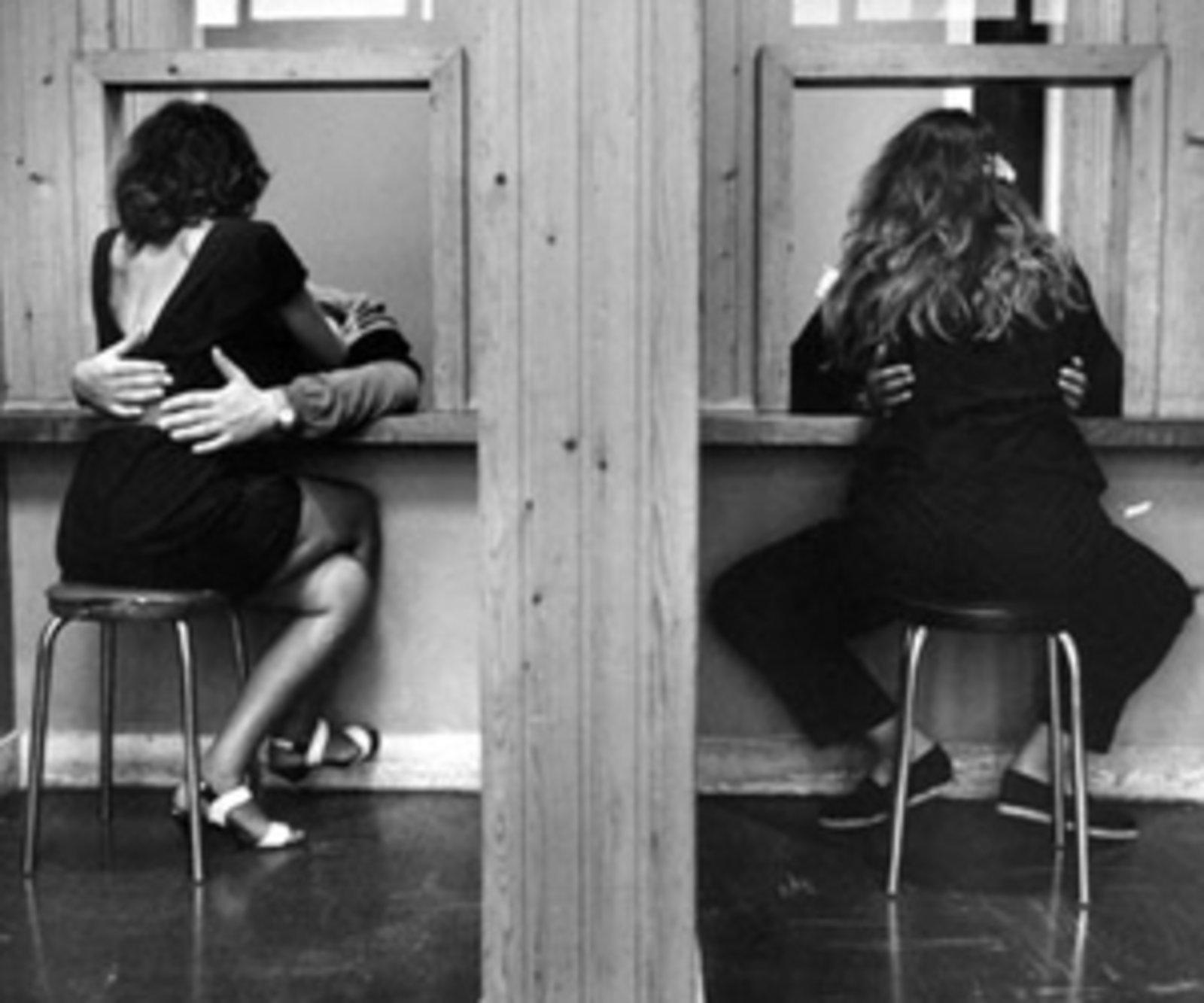 Секс свиданка в тюрьме 10 фотография